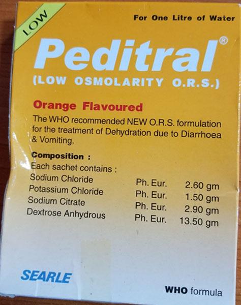 Peditral ORS