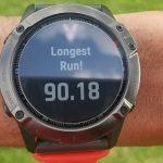 Longest Run!