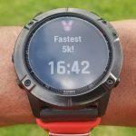 Fastest 5k!