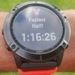 Fastest Half!