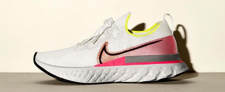 The Nike React Infinity Run