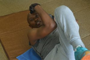 David Thuo Core Training in Kenya Africa