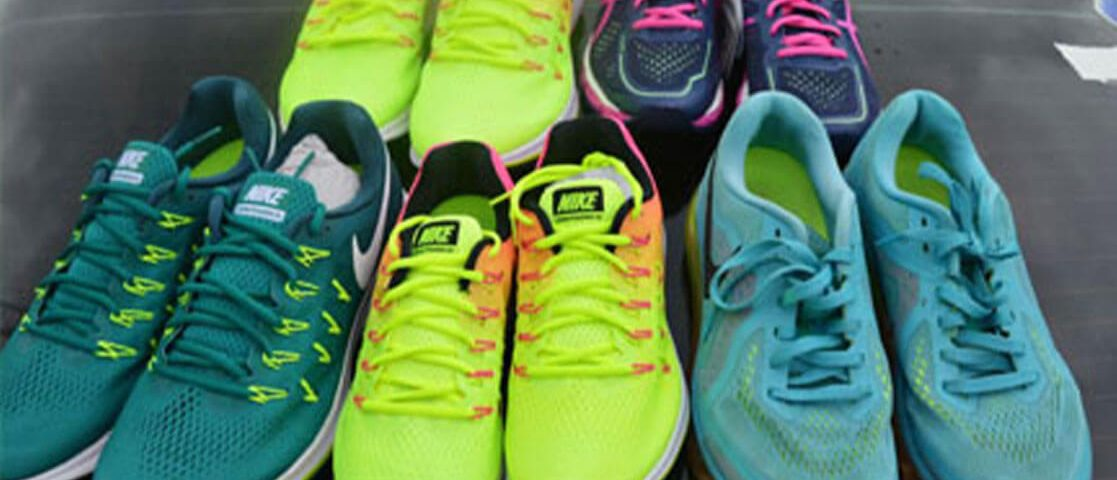 Shoes - A critical part of running